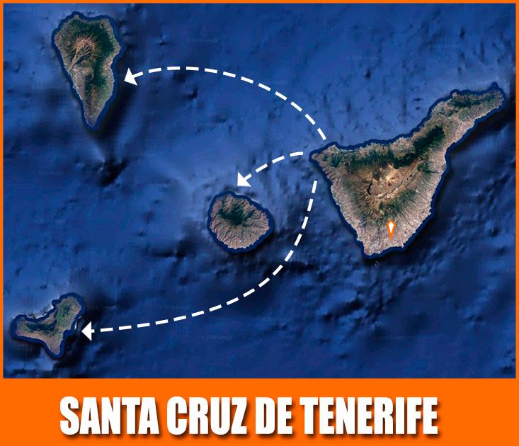 ruta tenerife islas canarias panel sandwich multipanel
